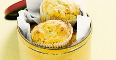 With vegetables for added nutrition and lots of cheese for flavour, these Cheesy Vegie Muffins make great after-school snacks ~ recipe by reader Dylan Weinman ~ pic Mark O'Meara/NewsLifeMedia Muffin Recipes, Baby Food Recipes, Snack Recipes, Cooking Recipes, Toddler Recipes, Cheesy Recipes, Savoury Recipes, Veggie Recipes, Bread Recipes