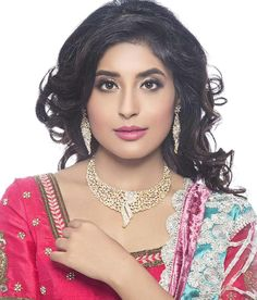 Sukkhi- Kritika Kamra Gold Plated Party Wear Necklace Set With Maang Tika Studded with shimmering stones to form an exclusive design, this superb golden coloured necklace set with maang tika is crafted from a long lasting material and brought to you from the jewellery house of Sukkhi. https://play.google.com/store/apps/details?id=com.womensdeals.womensdeals
