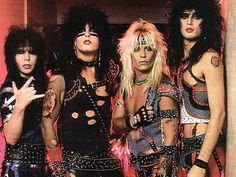 Some bands define a place and time. Motley Crue was L.A. rock in the early '80s. That raw, reckless scene can never be recaptured.
