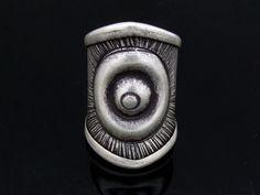 KY014 thai karen hill tribe handmade silver by karensilverbead