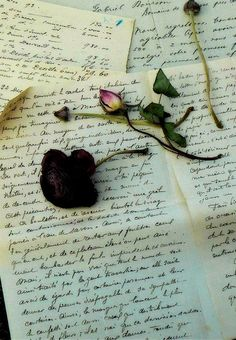 """More than kisses, letters mingle souls.""  ― John Donne"