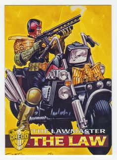 Judge Dredd - The Epics # 80 The Lawmaster - Edge 1995