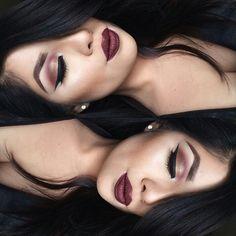 Dark lip♡