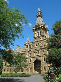 Built in 1881, the magnificent Neo-Gothic styled Ormond College is The University of Melbourne's largest residential college. Designed by legendary Melbourne architect Joseph Reed - who also designed Melbourne's world heritage listed Royal Exhibition Building