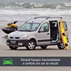 Com capacidade de carga para 800 kg, o Renault Kangoo é a escolha certa para quem quer um veículo versátil e pronto para o transporte. Veja na matéria: https://www.consorciodeautomoveis.com.br/noticias/consorcio-renault-kangoo-2014-a-partir-de-r-493-75-mensais?idcampanha=206&utm_source=Pinterest&utm_medium=Perfil&utm_campaign=redessociais