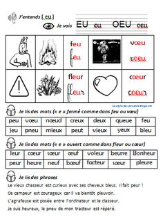 Le son [e ouvert] ou [e fermé] - le stylo de vero French Language Lessons, French Lessons, French Course, French For Beginners, French Grammar, French Expressions, French Classroom, French Teacher, Ways Of Learning