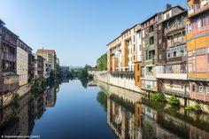La magnifique ville de Castres dans le Tarn #tarn #location #vacances #france