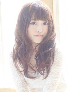愛されゆるミディアム 【MInT】 http://beautynavi.woman.excite.co.jp/salon/25032?pint ≪ #longhair #longstyle #longhairstyle #hairstyle ・ロング・ヘアスタイル・髪型・髪形≫