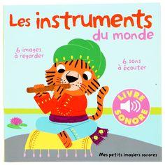 Les Instruments du monde - 10,10 €