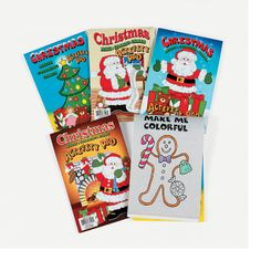 Holiday Activity Pads II - OrientalTrading.com