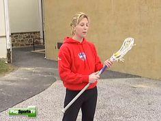 Girls' Lacrosse Basics: Wall Ball Workout