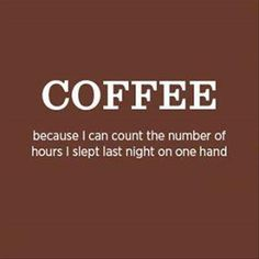 Story of My Life!It sux cuz it's not even the coffee that's keeping me up at night either! I Love Coffee! Funny Pictures Of The Day – 92 Pics I Love Coffee, Coffee Break, My Coffee, Coffee Talk, Drink Coffee, Coffee Plant, Night Coffee, Coffee Barista, Coffee Girl