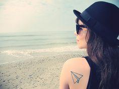 Minimalist tatoo