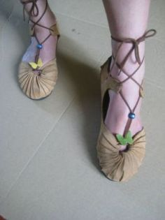 Schuhe selber machen!
