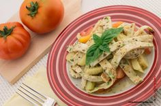 Finte #tagliatelle alle #verdure #primipiatti - My cooking idea http://www.mycookingidea.com/2015/07/finte-tagliatelle-alle-verdure/