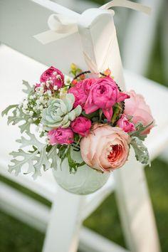 Photography: Mike Larson - mikelarson.com  Read More: http://www.stylemepretty.com/california-weddings/2014/05/01/romantic-garden-wedding-2/