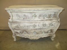 French commode.