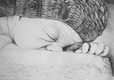 Pencil sketch - II | LadyBug