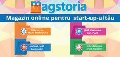 Magazin online Magento pentru start-up-uri – MAGSTORIA