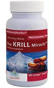 Krill Fish Healing Looks at the Health Benefits of Omega-3 Fatty Acids in Krill Oil