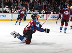 Landeskoging!! Memorable Moments And Personal Milestones Of The 2011-12 Season - Colorado Avalanche - News