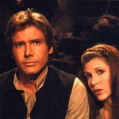 Han and Leia-Return of the Jedi