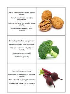 Montessori, Mashed Potatoes, Bingo, Vegetables, Fruit, Ethnic Recipes, Food, Exercises, Education