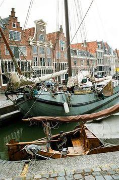 | ? | Old Dutch Port Town - Hoorn | by © Peter Gutierrez