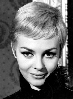 #Sixties French actress, Michele Mercier