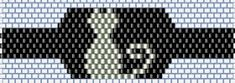 Esquemas de diseños para el anillo Marsa...  Espero que os gusten :) Bead Loom Patterns, Peyote Patterns, Beading Patterns, Peyote Beading, Beadwork, Hippie Rings, Boho Rings, Beading Techniques, Crystals