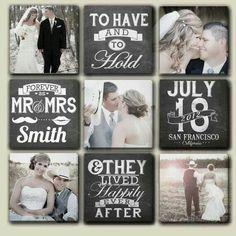 Combine wedding pictures