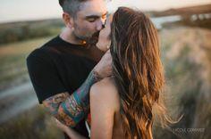Engagement Shoots, Makeup Yourself, Dreadlocks, Couple Photos, Couples, Hair Styles, Beauty, Couple Shots, Beleza