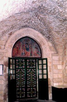 JerusalemHouseofMark Enter your pin description here.