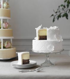 Scandinavian Food, Piece Of Cakes, Amazing Cakes, Mousse, Panna Cotta, Wedding Cakes, Cheesecake, Sweets, Ethnic Recipes