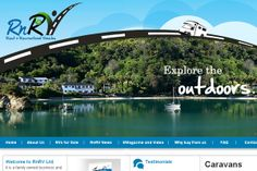 rnrv - Creative Cms website