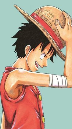 One piece luffy One Piece Anime, One Piece Luffy, Anime One, Lucky Wallpaper, One Piece Wallpaper Iphone, Wallpaper Desktop, Disney Wallpaper, Wallpaper Quotes, Wallpaper Backgrounds