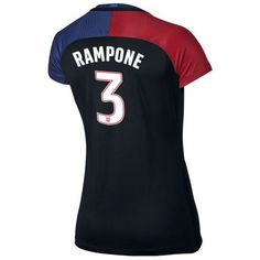 2016/2017 Christie Rampone Stadium Away Jersey USA Soccer #3