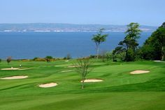 Ireland's Best Golf Courses Vacation 2013 - Ballycastle, Galway Bay, Ring of Kerry Country Club, Howth - all fabulous (and hard)