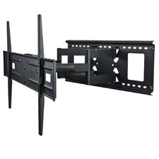 Kanto Articulating Wall Mount for 37 to Flat-panel TVs Wall Mount Bracket, Wall Mounted Tv, 80 Inch Tvs, Ceiling Tv, Media Matters, Flat Panel Tv, Construction, Magnetic Knife Strip, New Room
