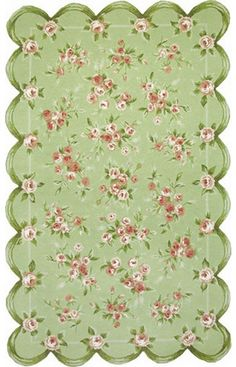 1000 Images About Shabby Chic Area Rugs On Pinterest
