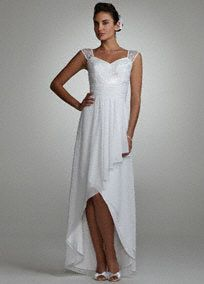 Buy from the Online Collection of Casual Bridal Dresses and Gowns by David's Bridal