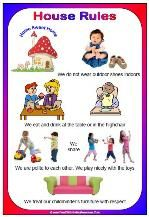 house rules chart template - 1000 images about childminding on pinterest
