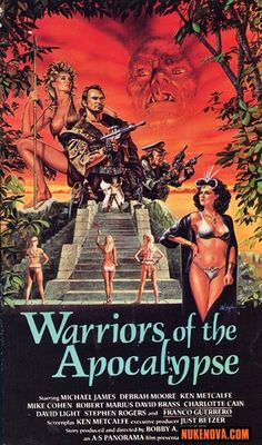 Warriors of the Apocalypse (1985)