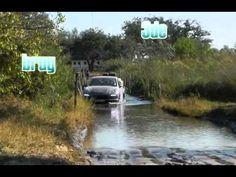 Moremi Video Camping 4x4 3rd Bridge Xaxanaka