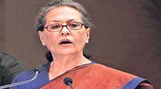 Cong leaders from Telangana praises party President Sonia Gandhi