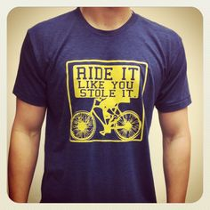 Hey, I found this really awesome Etsy listing at https://www.etsy.com/listing/117060268/bike-shirt-no-2