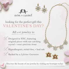 Looking for the perfect Valentine's Day gift? Shop my boutique today!