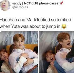 Hehehe, I don't blame them haha Nct Yuta, Got7 Bambam, Winwin, Vixx, Taeyong, Jaehyun, Btob, K Pop, All Meme