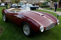 Aston Martin DB2-4 Bertone Spyder 1953
