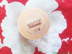 Maybelline Matte Mousse Foundation Review
